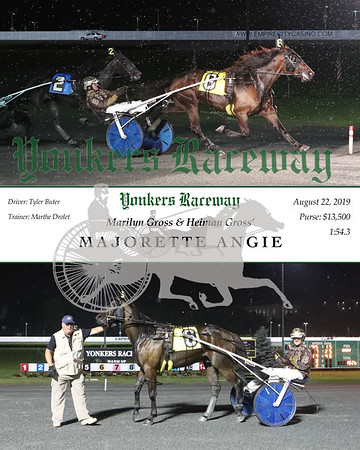20190822 Race 4- Majorette Angie