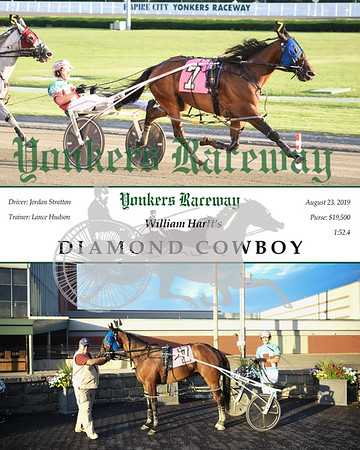 20190823 Race 1- Diamond Cowboy