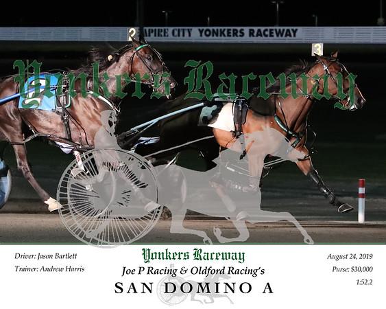 20190819 Race 10- San Domino A 2