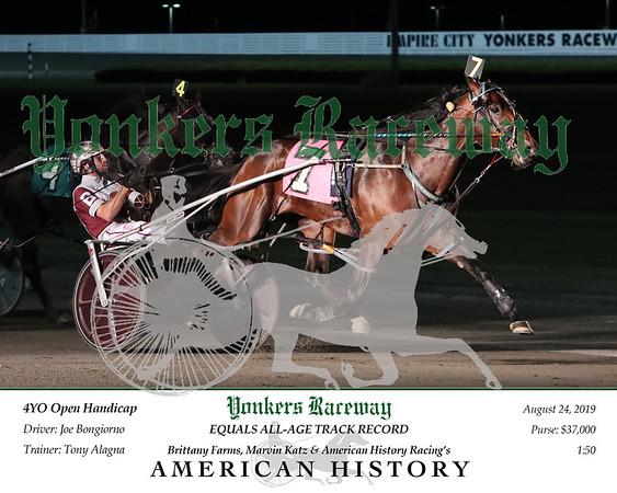 20190819 Race 7- American History 2