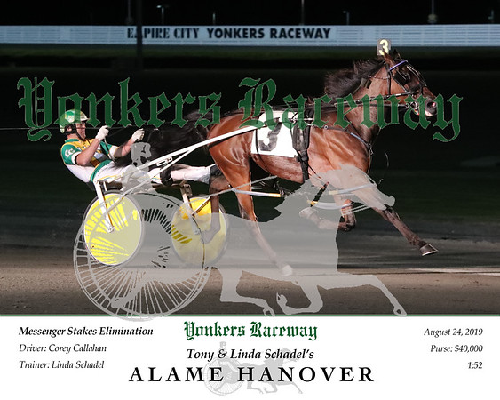 20190819 Race 5- Aflame Hanover 4