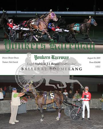 20190819 Race 8- Ballerat Boomerang