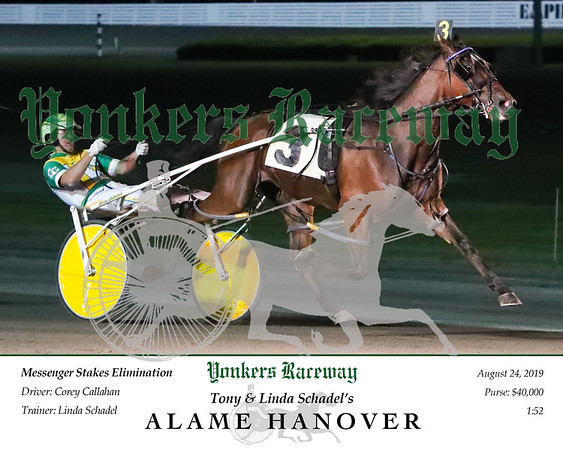 20190819 Race 5- Aflame Hanover 2