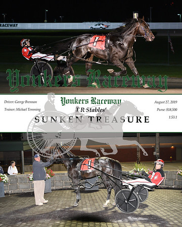 20190827 Race 11- Sunken Treasure