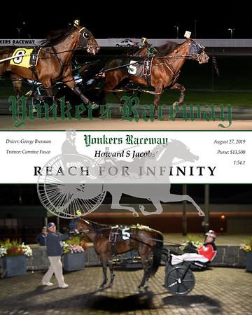 20190827 Race 7- reach for infinity