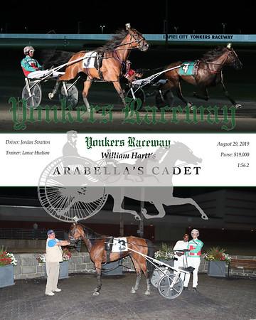 08292019 Race 9- Arbella's Cadet 2