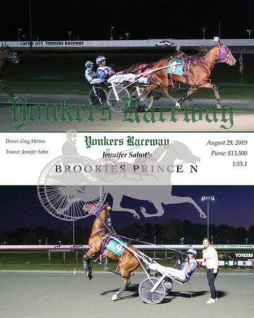 08292019 Race 4- Brookies Prince N 4