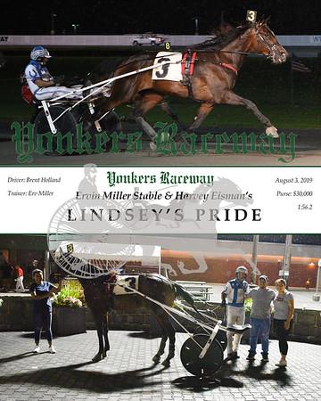 20190803 Race 11-Lindsey's Pride