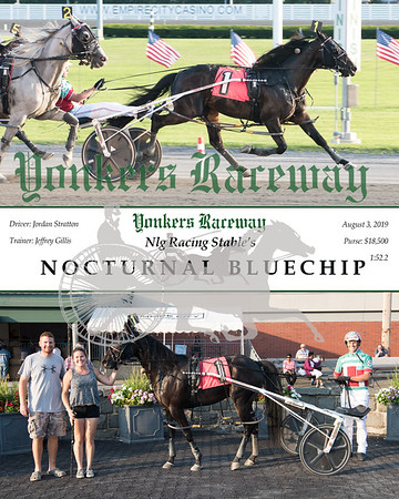 20190803 Race 1- Nocturnal Bluechip