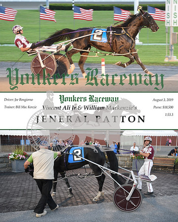 20190803 Race 3- Jeneral Patton