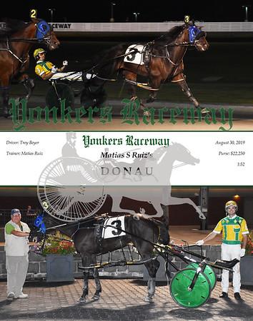 08302019 Race 5- Donau