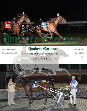 08302019 Race 12- Titanium n