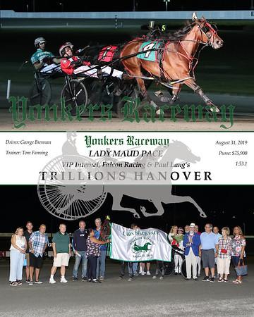 20190831 Race 5- Trillions Hanover