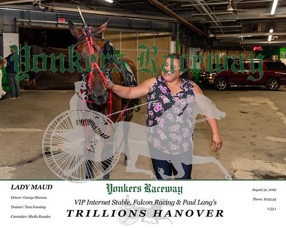 20190831 Race 5- Trillions Hanover 10