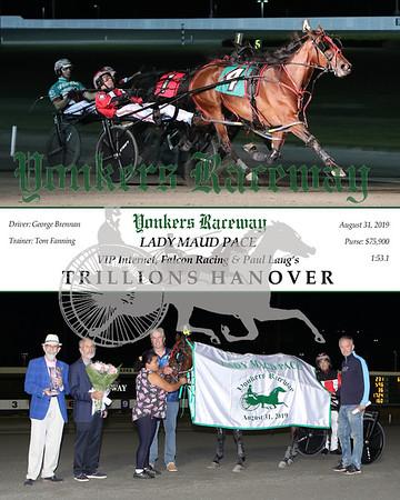 20190831 Race 5- Trillions Hanover 2