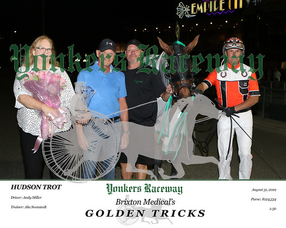 20190831 Race 4- Golden Tricks 5