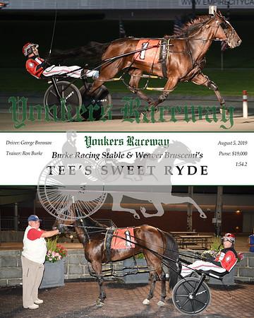 20190805 Race 7-Tee's Sweet Ryde
