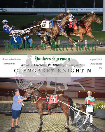 20190805 Race 4-Glengarry Knight N
