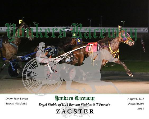 20190806 Race 8- Zagster