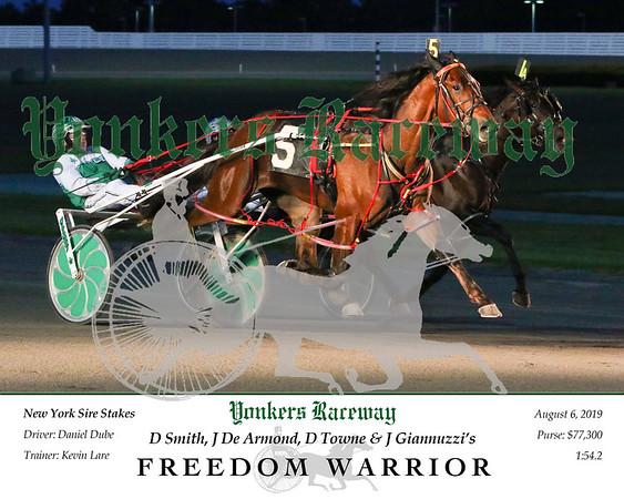 20190806 Race 4- Freedom Warrior 2