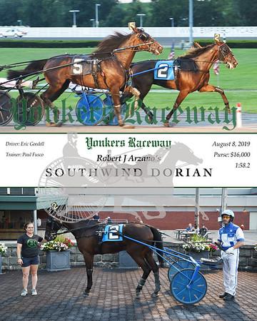 20190808 Race 2- Southwind Dorian