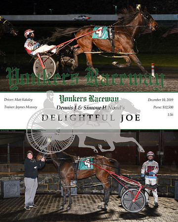 20191210 Race 5- delightful joe