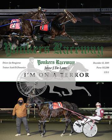 20191212 Race 1- I'm An A Terror