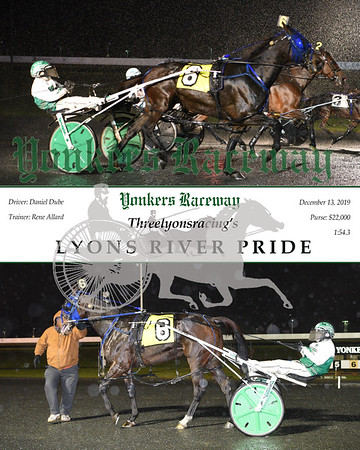 20191213 Race 9-Lyons River Pride