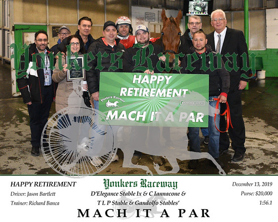 20191213 Race 2- Mach It A Par 3