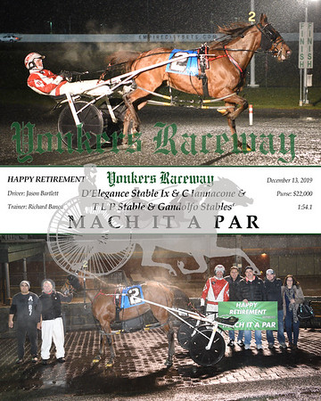 20191213 Race 2- Mach It A Par