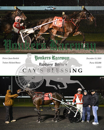 20191213 Race 6-Cay's Blessing