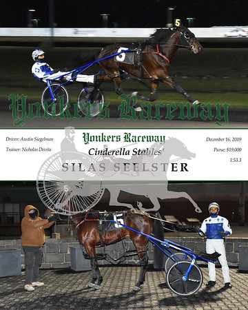 20191612 Race 9- silas seelster