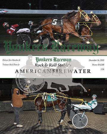 20191612 Race 7- americanfirewater