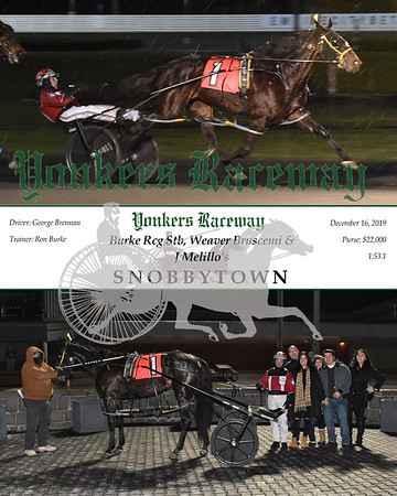 20191612 Race 10- snobbytown