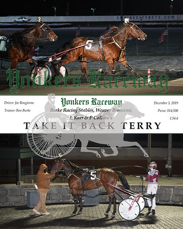 20190312 Race 8-take it back terry
