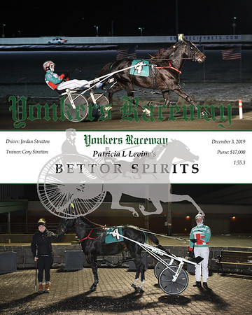 20190312 Race 6-bettor spirits