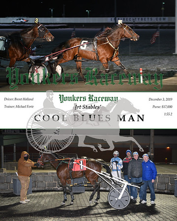 20190312 Race 9- Cool Blues Man