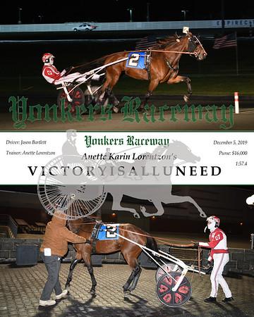 20190512 Race 9- victoryisalluneed