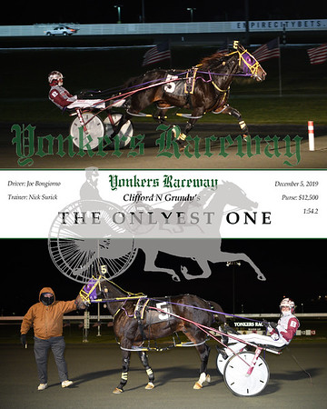20190512 Race 4- the onlyest one