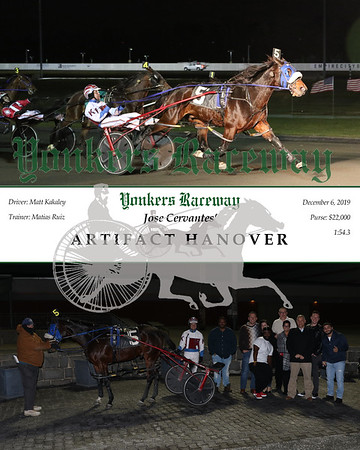 20191206 Race 3- Artifact Hanover