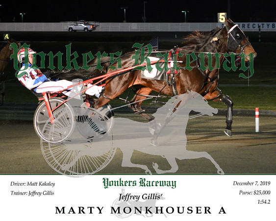 20191207 Race 1- Marty Monkhouser A 2