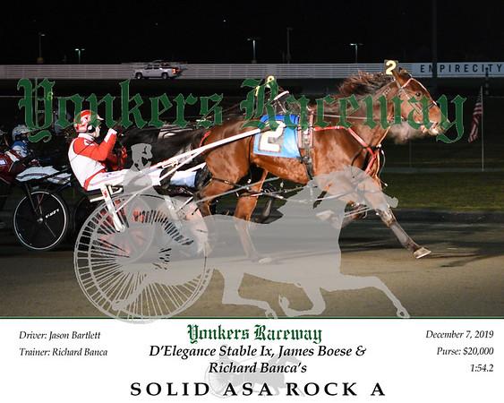 20191207 Race 7- Solid Asa Rock A 2