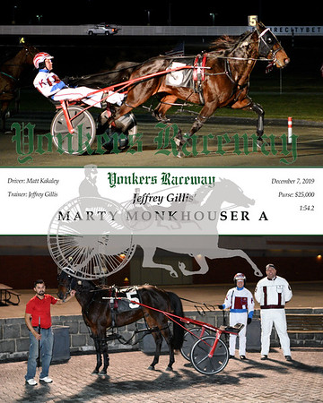 20191207 Race 1- Marty Monkhouser A