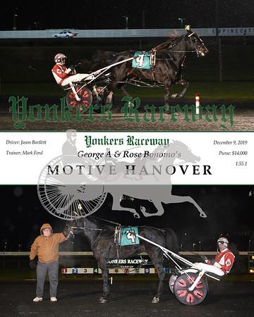 20191209 Race 3- motive hanover