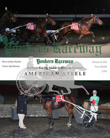 20190214 Race 4- American Steele