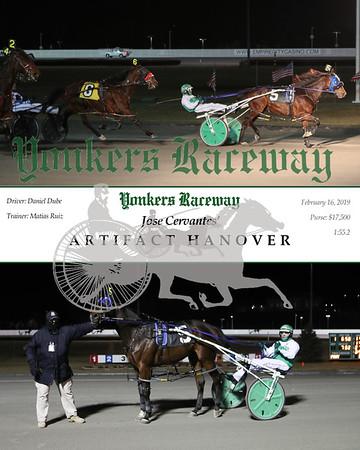 20190216 Race 1- Artifact Hanover