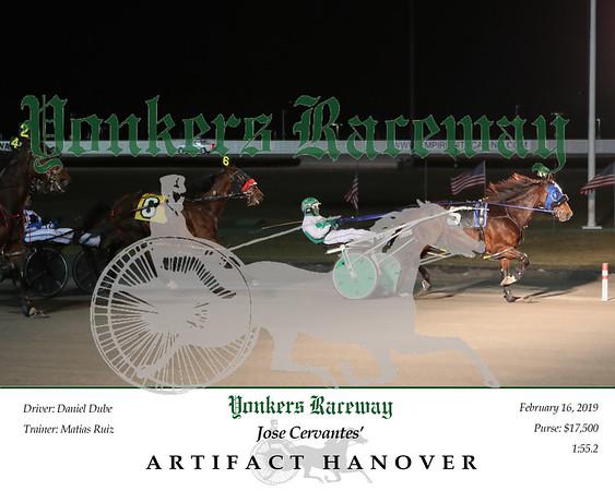 20190216 Race 1- Artifact Hanover 2