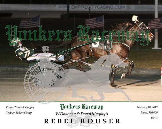 20190218 Race 4- Rebel Rouser 2