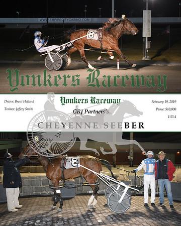 20190219 Race 7-Cheyenne Seeber