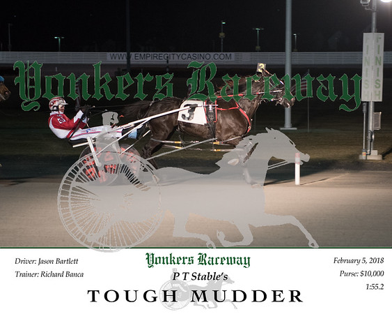 20190205 Race 1- Tough Mudder